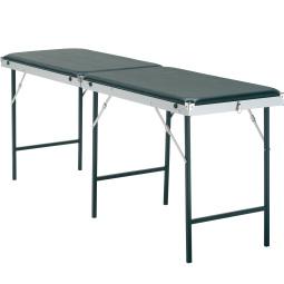 Lettino Per Massaggio Portatile In Alluminio.Lettini A Valigia Pieghevoli