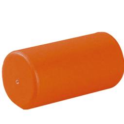 Cuscino Cilindrico Per Yoga.Cuscini Colorati