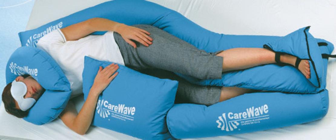 Cuscino Per Sollevare Gambe.Cuscini Di Postura E Antidecubito